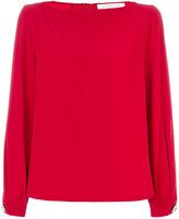 Gianluca Capannolo gathered cuffs longsleeved blouse