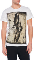 Religion Ace Of Spades Tee