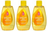Johnson & Johnson Johnson and Johnson Baby Shampoo 1.5 Oz Travel Size (Pack of 3)