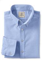 Classic Boys Long Sleeve Oxford-Khaki