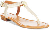 Style&Co. Style & Co. Baileyy Thong Sandals, Only at Macy's