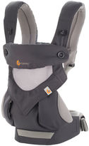 Ergobaby Four Position 360 Cool Air Carrier - Carbon Grey
