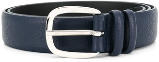 Orciani Grained Effect Belt