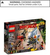 Lego 217-Pc. Ninjago Piranha Attack Set