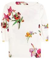 Etro Printed Cotton Top