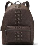 Michael Kors Jet Set Textured Studded Backpack