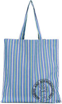Stella McCartney striped tote bag - men - Cotton - One Size
