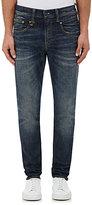 "R 13 Men's \""Boy\"" Straight-Leg Jeans-Navy Size 32"