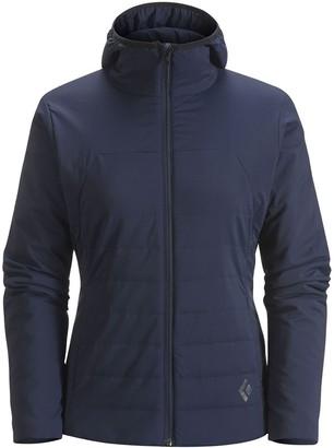 Black Diamond First Light Hooded Insulated Jacket - Women's