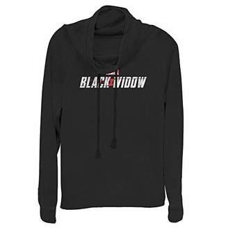 Marvel Women's Cowl Neck Sweatshirt
