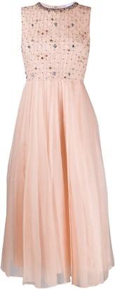 RED Valentino Organza Dress