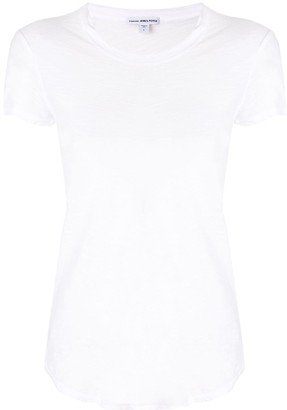 James Perse plain crew-neck T-shirt