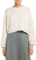 J.W.Anderson Women's Tie Back Crop Sweater