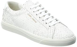Saint Laurent Andie Leather Sneaker