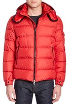 Moncler Himalaya Hooded Down Jacket.