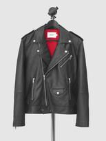 Thumbnail for your product : Deadwood Women's River Original Leather Biker Jacket