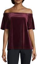 WORTHINGTON Worthington Short Sleeve T-Shirt-Womens