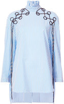 Ellery oversized laced top