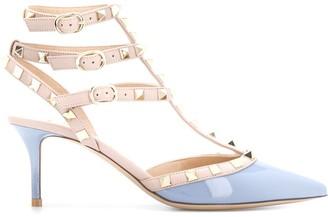 Valentino Rockstud Caged 65mm pumps