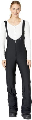 Obermeyer Snell OTB Softshell Pants (Black) Women's Casual Pants