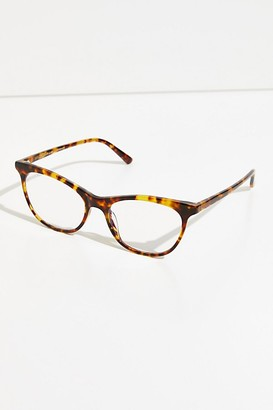 Diff Eyewear Jade Blue Light Glasses