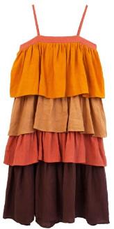 L.F. Markey Cadmus Multi Coloured Dress - UK 8