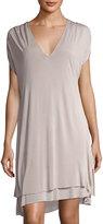 LAmade Sylvia V-Neck Jersey Dress