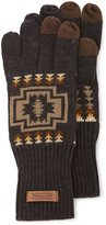 Pendleton Jacquard Tech Gloves