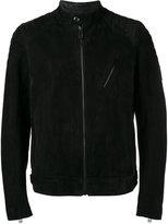 Belstaff soft biker jacket - men - Leather/Viscose - 46