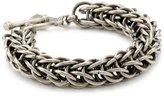 Hudson Auden Oxidized Silver Bracelet