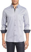 Ted Baker 'The Funk' Trim Fit Sport Shirt