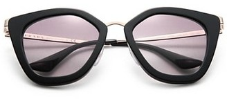 Prada 52MM Irregular Sunglasses