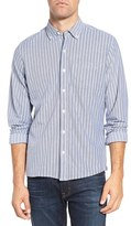 Bonobos Men's Slim Fit Stripe Knit Sport Shirt