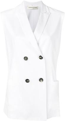 Lamberto Losani Button Waistcoat