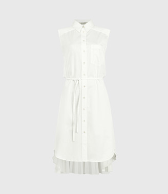AllSaints Jenia Shirt Dress