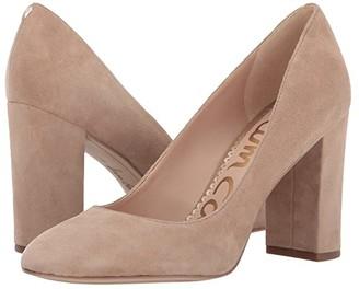 Sam Edelman Stillson (Oatmeal Suede Leather) Women's Shoes