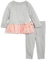 Splendid Infant Girls' French Terry Tutu Tunic & Leggings Set - Sizes 0-24 Months