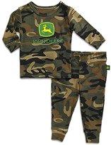 John Deere 12M Camo Green Pajamas