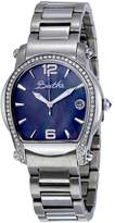 Mother of Pearl Fiona Blue Dial Stainless Steel Ladies Watch