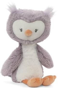 Gund Baby Boys or Girls Baby Toothpick Owl Plush Toy