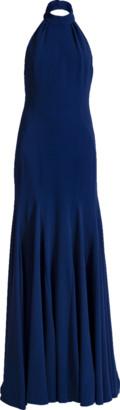 Stella McCartney High Neck Gown