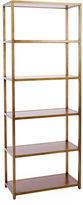 Hooker Furniture NYPL 80 Bookcase, Gold