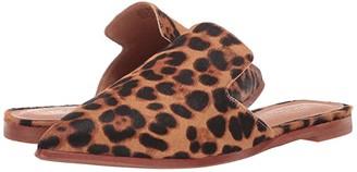 Madewell Gemma Mule in Haircalf (Truffle Multi) Women's Shoes