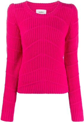 BA&SH Ribbed Structured Jumper