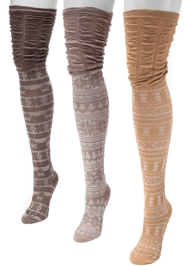 976f89d7708 Over The Knee Socks - ShopStyle