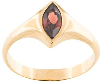 Niomo Sinai almond-shaped ring