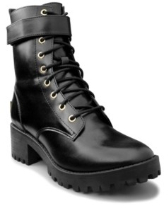 Juicy Couture Oodles Combat Boot Women's Shoes