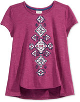 Roxy Beachy Dream T-Shirt, Little Girls (2-6X)