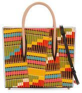 Christian Louboutin Paloma Medium Woven Tote Bag, Multi
