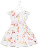 MonnaLisa printed dress